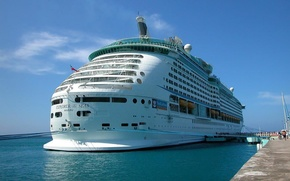 Корабли: Корабли, судно, транспорт, лайнер, круизный лайнер, параход, корабль, теплоход