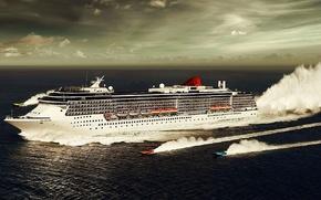 Корабли: Корабли, судно, транспорт, лайнер, круизный лайнер, параход, корабль, теплоход, гонки