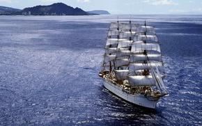Корабли: Корабль, парусник.яхта, судно, корабли, фригат