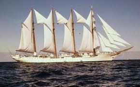 Корабли: Корабль, парусник.яхта, судно, корабли, фригат.море