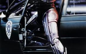 ������: Robocop, Peter Weller, car