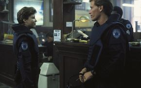 ������: Robocop, Peter Weller, Nancy Allen