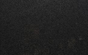 Текстуры: черный цвет, черный, дорога, текстура, асфальт, новый асфальт, текстуры, темный