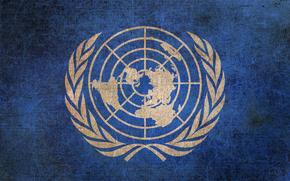 Текстуры: герб, мир, ООН, логотип, флаг