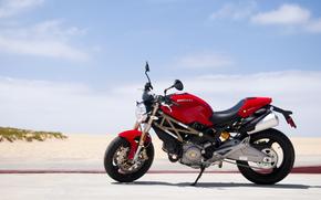 дукати мотоциклы монстр