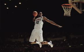 Спорт: Зависание, Баскетбол, Сборная, Игрок