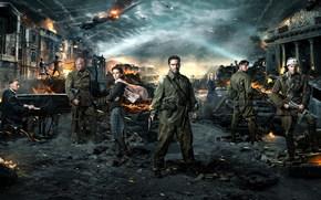 Фильмы: Сталинград, солдаты, драма, военная