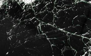 Текстуры: текстуры, разбитое стекло, треск, стекло