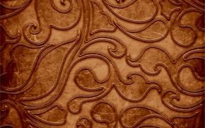 Текстуры: текстура, узор, шоколадный цвет, веточки