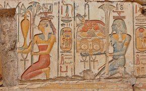 Текстуры: древность, стена, стиль, Египет