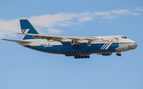 Авиация: тяжёлый, транспортный, самолёт, дальний, «Руслан»