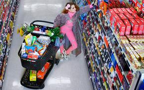 Ситуации: покупки, супермаркет