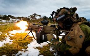 Мужчины: оружие, солдат