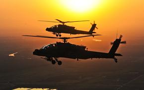 Авиация: основные, небо, вода, солнце, вертолёты, боевые, земля, ВС США