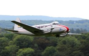 Авиация: ближнемагистральный, самолет-моноплан, пассажирский, британский