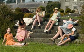 Фильмы: драма, Трещины, девочки