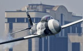 Авиация: самолёт, полёт, город