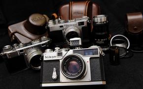 Машины: объектив, Hi-Tech, пленка, фон, камера, обои, фотоаппарат, чехол, полноэкранные, широкоформатные, широкоэкранные