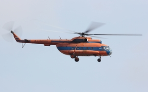 Авиация: многоцелевой, вертолёт, советский/российский