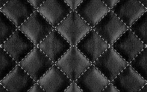 Текстуры: фон, прошивка, нитки, текстура, кожа, стеганая