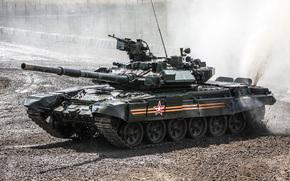 Оружие: полигон, грязь, танк, бронетехника