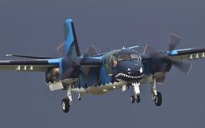 Авиация: палубный, противолодочный, раскраска, взлёт, самолет, американский
