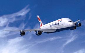Авиация: Крылья, Самолет, Белый, Авиация, В Воздухе, Летит, Авиалайнер
