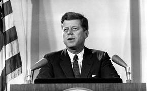 Мужчины: Джон, трибуна, Фицджеральд, США, Кеннеди
