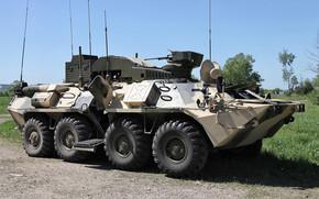 Оружие: машина, противодиверсионная, боевая, БПДМ, Тайфун-М