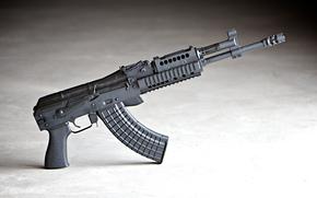 Оружие: автомат, оружие, фон, калаш