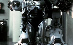 Фильмы: Robocop, Peter Weller, Ed-209