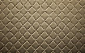 Текстуры: стеганая, кожа, текстура, нитки, прошивка, фон