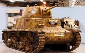Оружие: средний, песчанный вариант, танк, итальянский