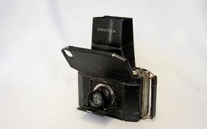Разное: раритет, фон, объектив, корпус, фотоаппарат