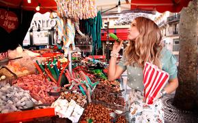 Ситуации: покупки, сладости
