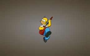 Фильмы: гитара, гомер, веселуха, красная, Симпсоны