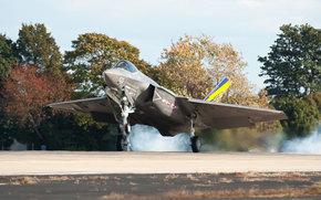 Авиация: Серый, ВВС США, Взлётная полоса, Посадка