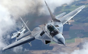 Авиация: ракеты, Истребитель