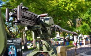 Оружие: оружие, станковый, пулемёт