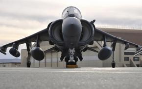Авиация: День, Палубный, Пилот, Истребитель, Великобритания, На земле, Авиация, США, Харриер, Бомбардировщик, Самолет