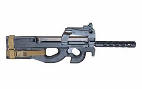 Оружие: оружие, фон, бельгийский, пистолет-пулемёт
