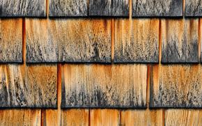 Текстуры: крыша, дерево, дранка, цвет, кровля