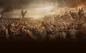 ����: Rome, Total War, Battle
