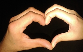 ������: love, heart, hand