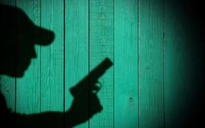 Текстуры: то, очевидно, с, хотим, профиль, разоблачаю, силуэт, детектив, сыщик, тень, стены, на, текстура, не видим, видим, фоне, что, раскрываю, пистолетом, увидеть