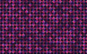 Текстуры: свет, цвет, обои, Праздник, фон, новый год, шарики, синий, розовый