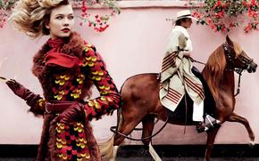 Ситуации: лошадь, мексиканец, всадник