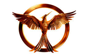Минимализм: лого, сойка пересмешница