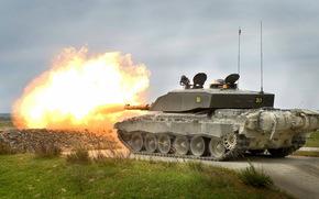 Оружие: оружие, танк