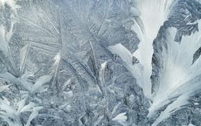 Текстуры: мороз, стекло, мороз на стекле